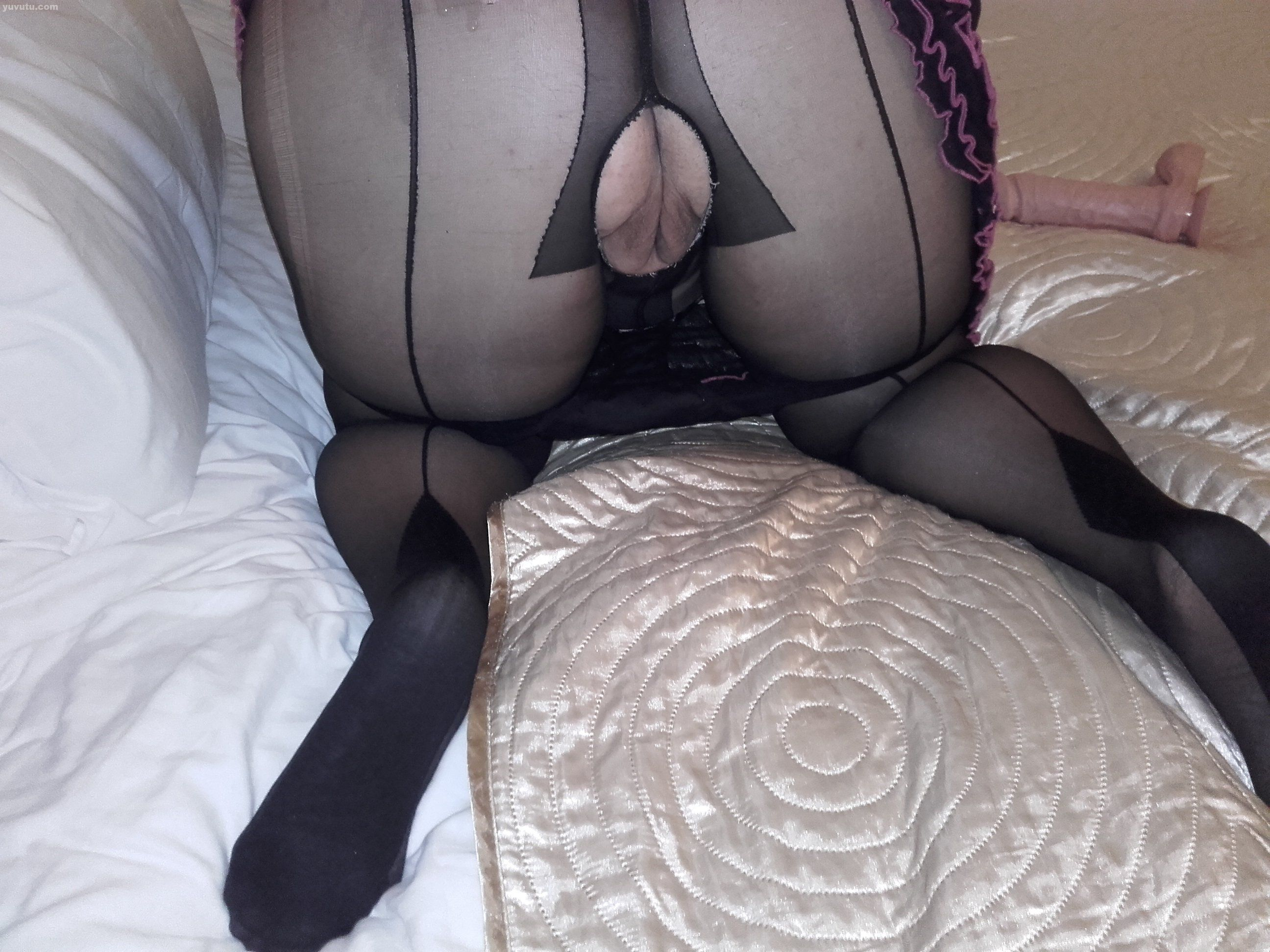 Wife nylon ass quality porn