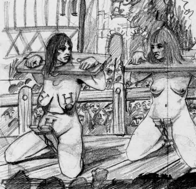Medieval inquisition tortura bdsm comic catoon . Hot Nude. Comments: 1